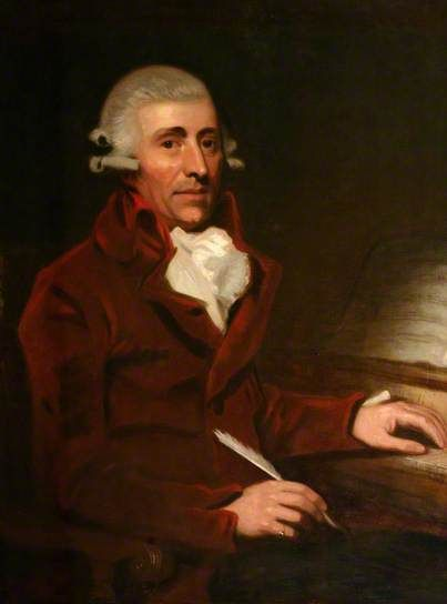 Bbc Your Paintings Franz Joseph Haydn 1732 1809 Haydn Classical Music Composers Music Composers