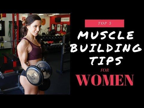 Muscle Growth Secrets Revealed: 4 Types of Strength Training to Help You Get the Results You Want -...