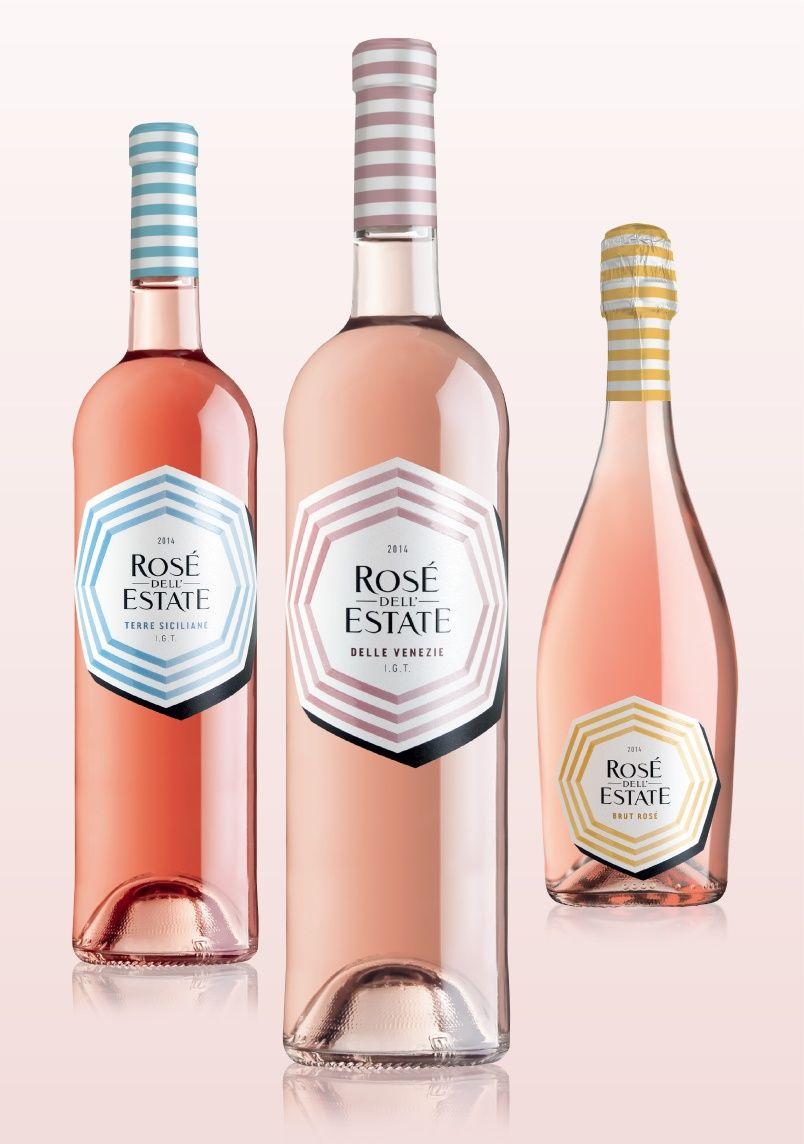 Gruppo Italiano Vini, Rosé dell'Estate Restyling - CBA, designing brands with heart