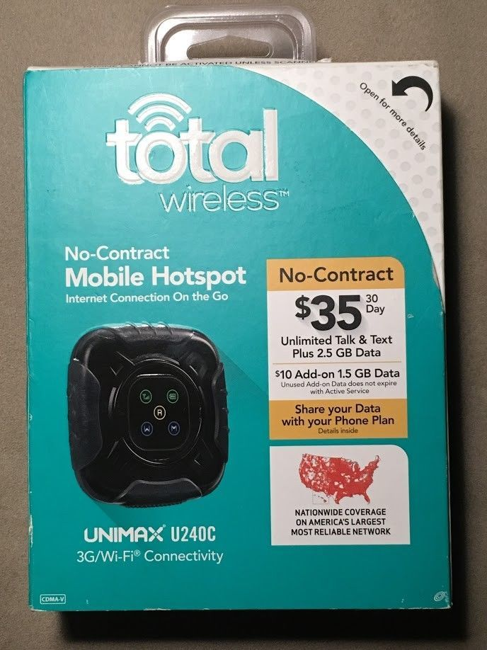 FOR PARTS UNIMAX U240C UMX STRAIGHT TALK TRACFONE TOTAL 3G