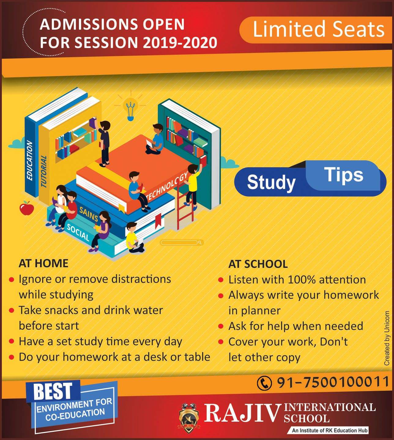 Essential study tips for final exams for admission related