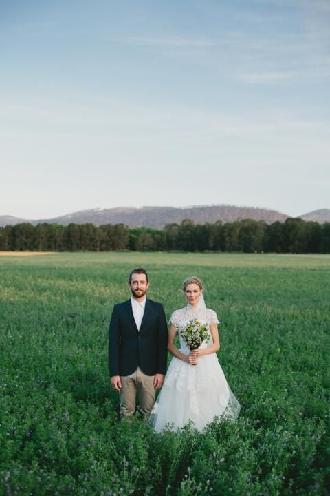 Ryder Evans Photography / Wedding Style Inspiration
