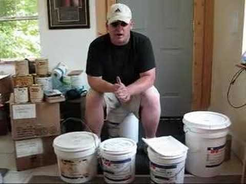 A 2 part film on the results of long term storage of food items. Information every survivalist should know about long term food storage.