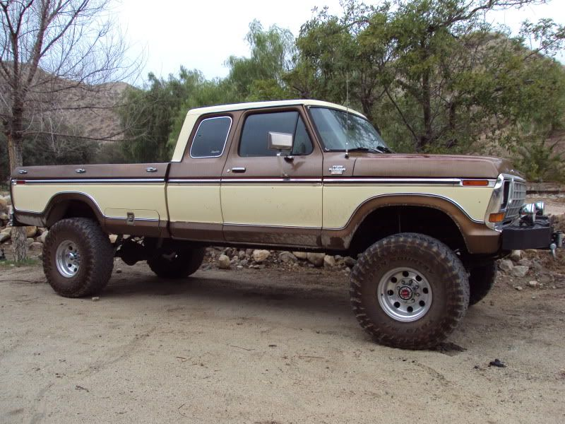 Nice old Ford | 70\'s classic ford trucks | Pinterest | Ford, Nice ...