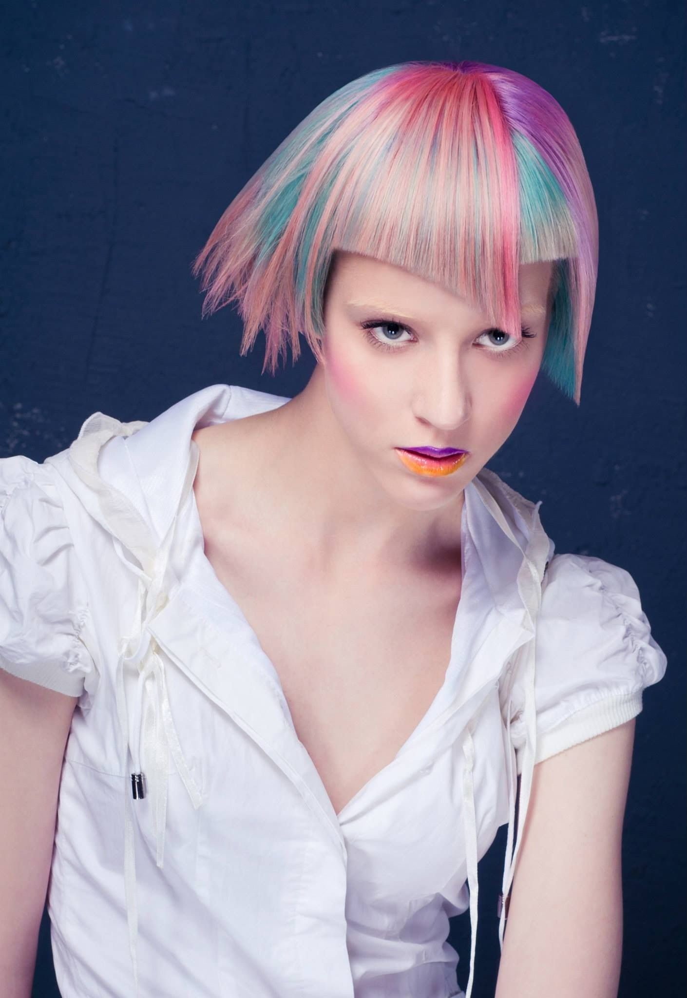Funky Hair Hair Color Hairstyles Pinterest Funky Hair Hair