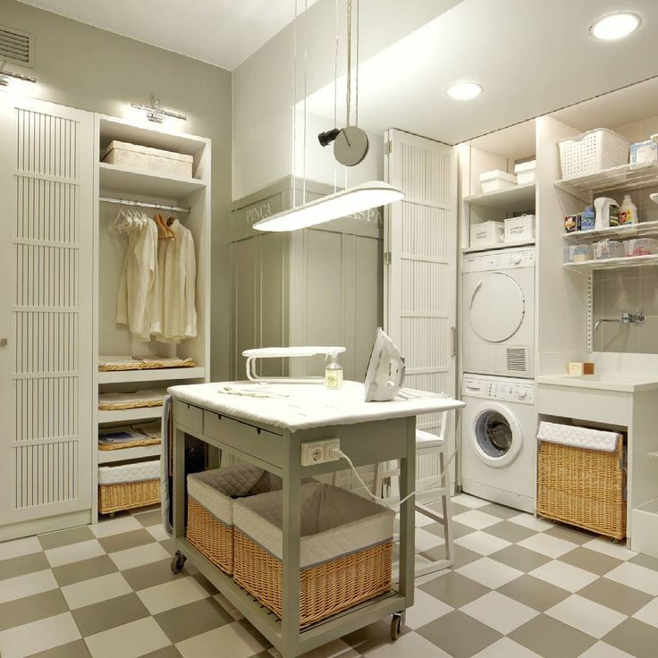 30+ Clever And Amazing Laundry Room Ideas That Are