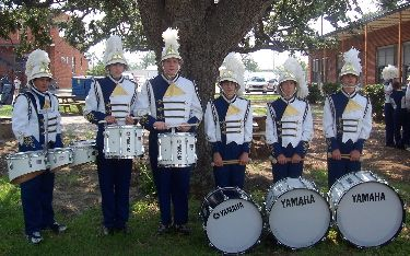 Mercy Cross High School in Biloxi, MS. Awarded in 2005 following Hurricane Katrina.