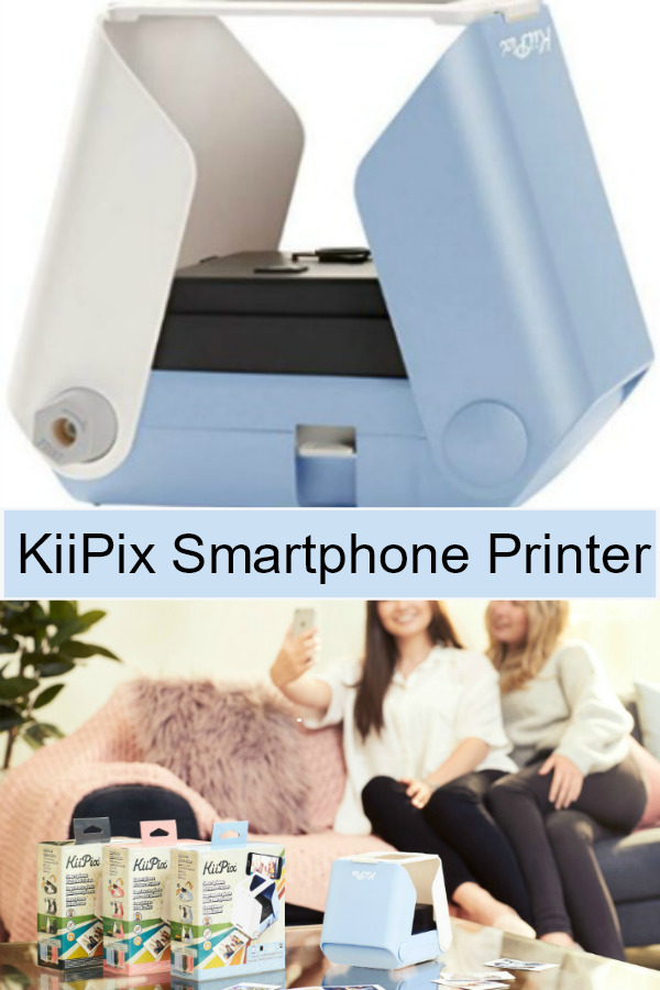 TOMY KiiPix Smartphone Printer | giveaways | Smartphone printer