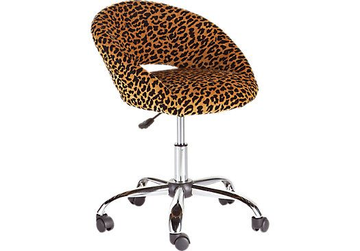 Charming Shop For A Healy Leopard Desk Chair At Rooms To Go Kids. Find That Will  Look Great In Your Home And Complement The Rest Of Your Furniture.