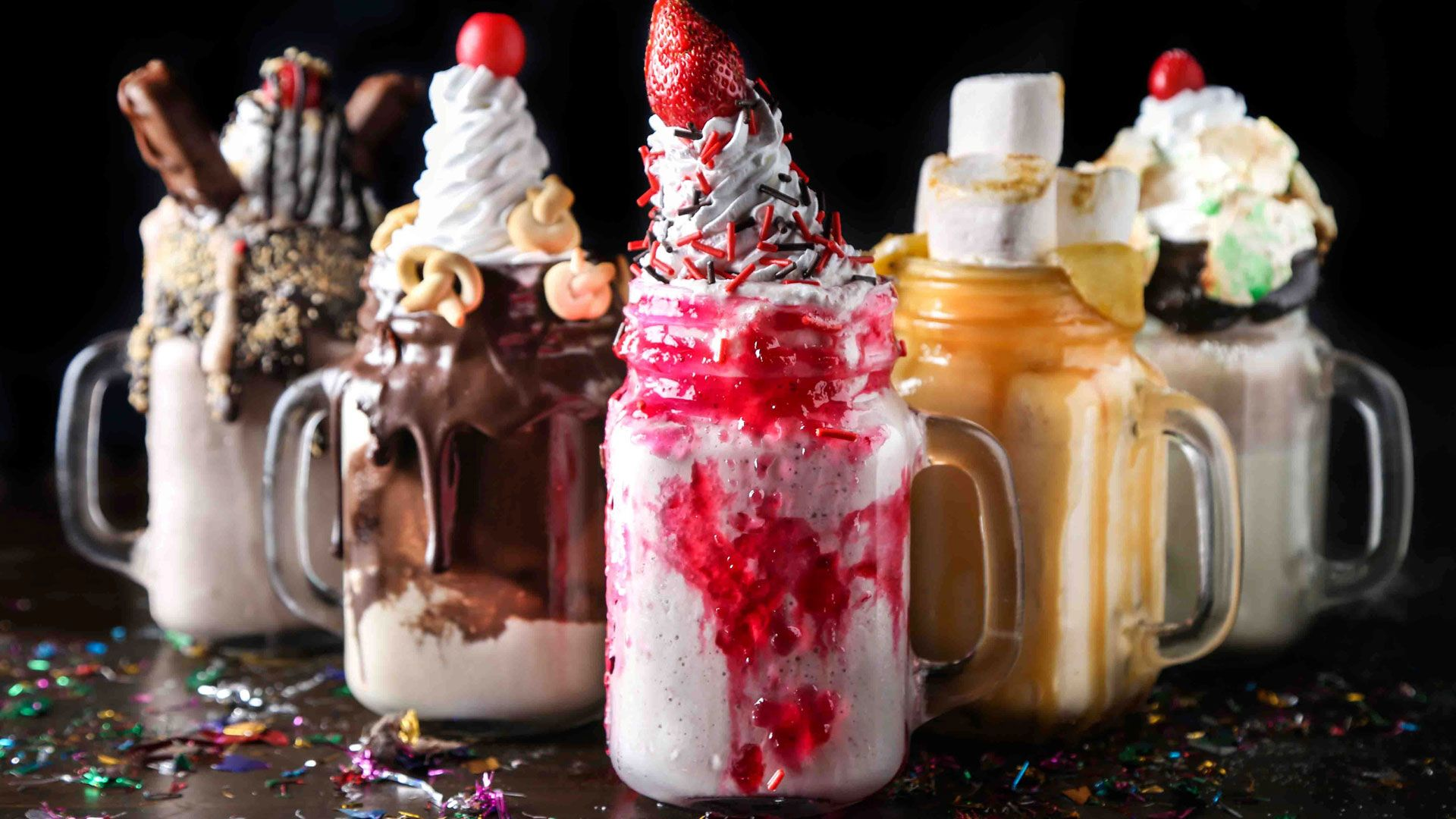 Where To Find The Best Milkshakes To Cool Off With In Your City Freakshakes Recipe Freak Shakes Best Milkshakes