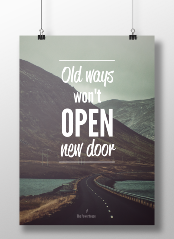 Motivational Posters For Your Business The Powerhouse