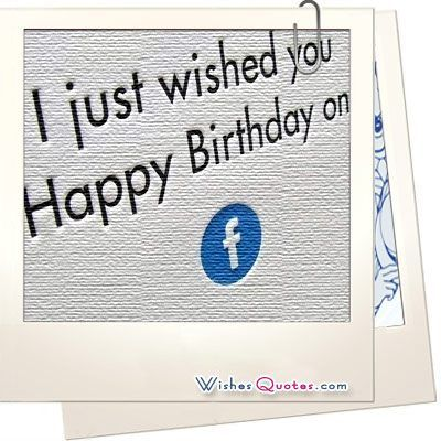 The best facebook birthday wishes for facebook friend wall facebook birthday wishes m4hsunfo Image collections