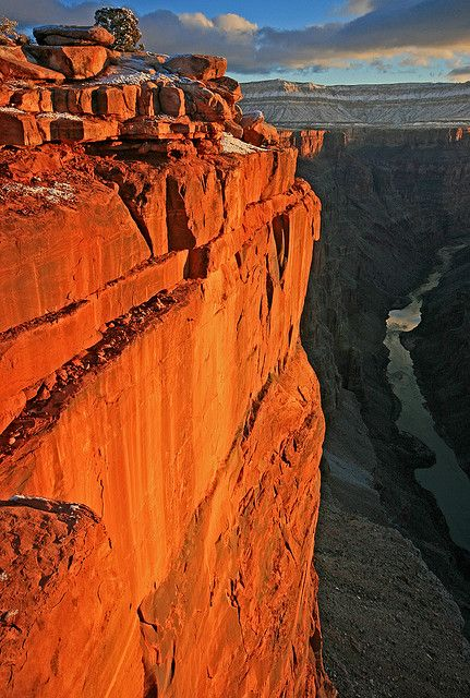 Toroweap Overlook - Grand Canyon