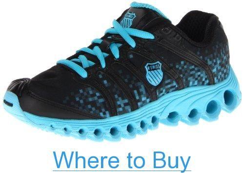 K-Swiss Women's Tubes Run 100 Running Shoe | My shoes