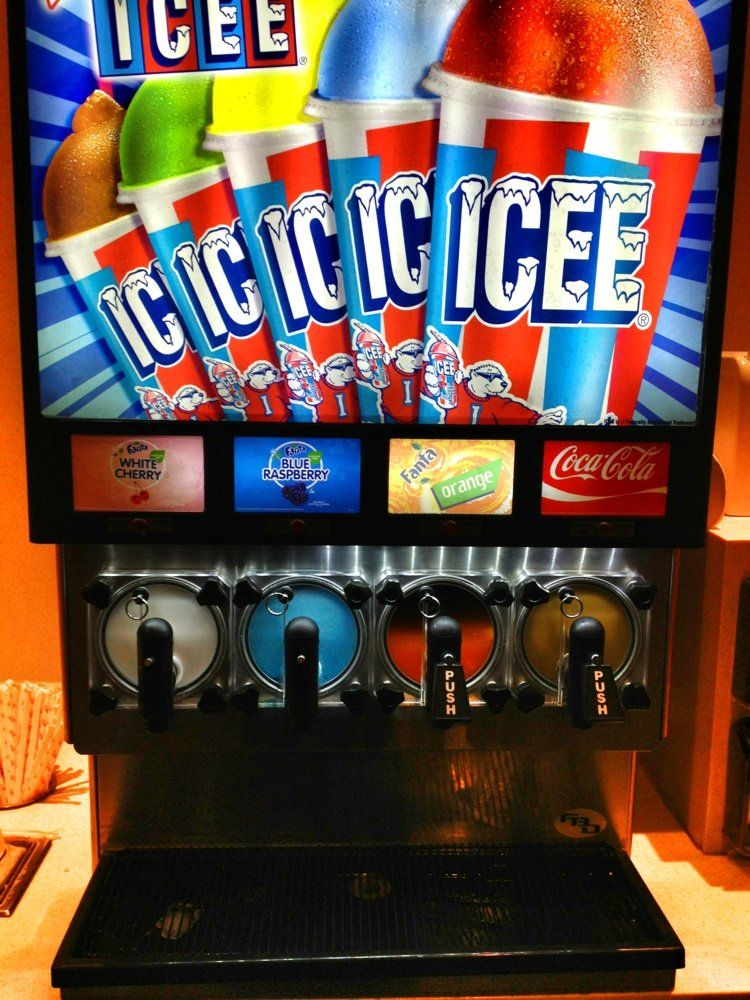 Icee Machine If I Ever Win The Lottery This Is Going In My Movie Theater Movie Room Decor Home Cinema Room Movie Room