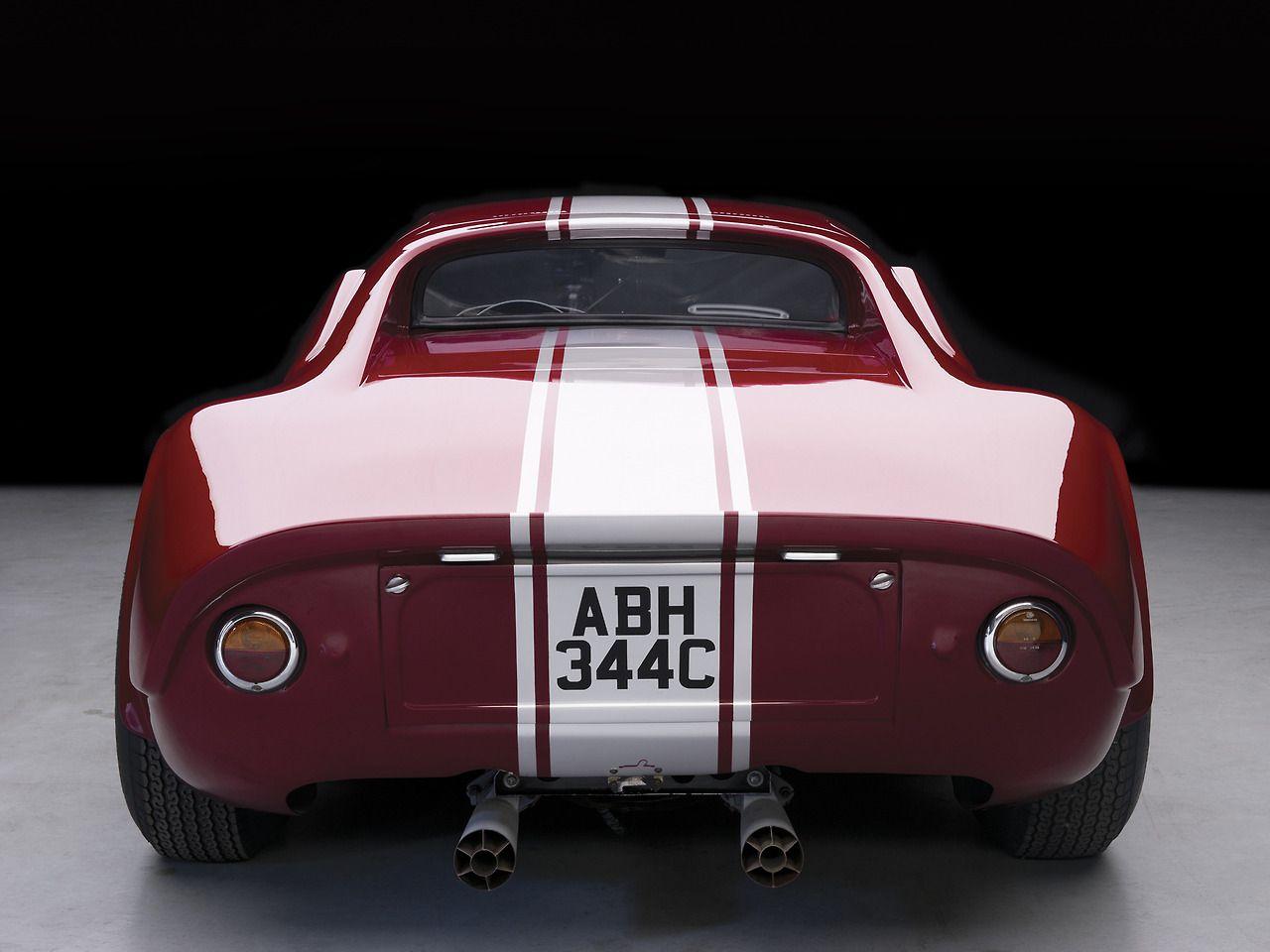 Porsche 904 6 carrera gts prototype 1963 65 for Garajes de ensueno
