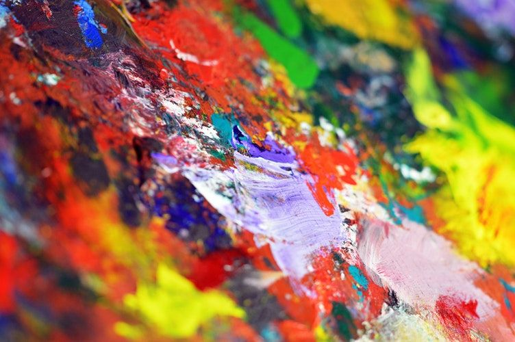 6 College Majors You Might Not Have Considered Art Pictures Art Festival Abstract Poster