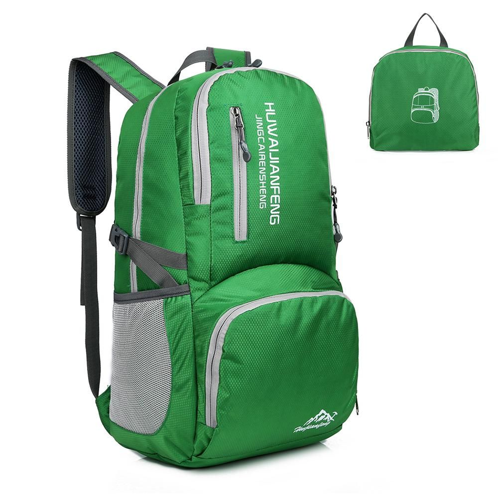 d3506165bae7 30L Ultralight Handy Travel Backpack Water Resistant Backpack Hiking Daypack  Lightweight Foldable Bag for Camping Outdoor Travel