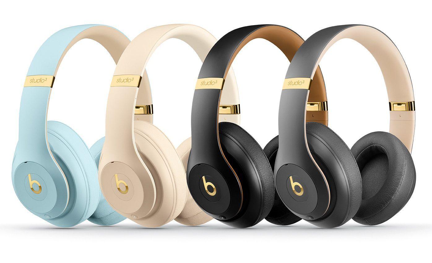 Beats Studio 3 Wireless Skyline Collection Launches Today Hands On Beats Studio Wireless Headphones Beats Headphones Wireless