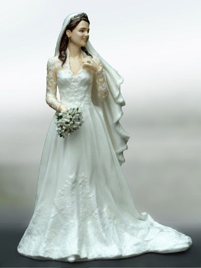 UK Figurine Duchess of Cambridge | Royal Figurines ...