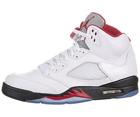 Nike Men\u0027s Air Jordan V 5 Retro Basketball Shoe ** More details @ http: