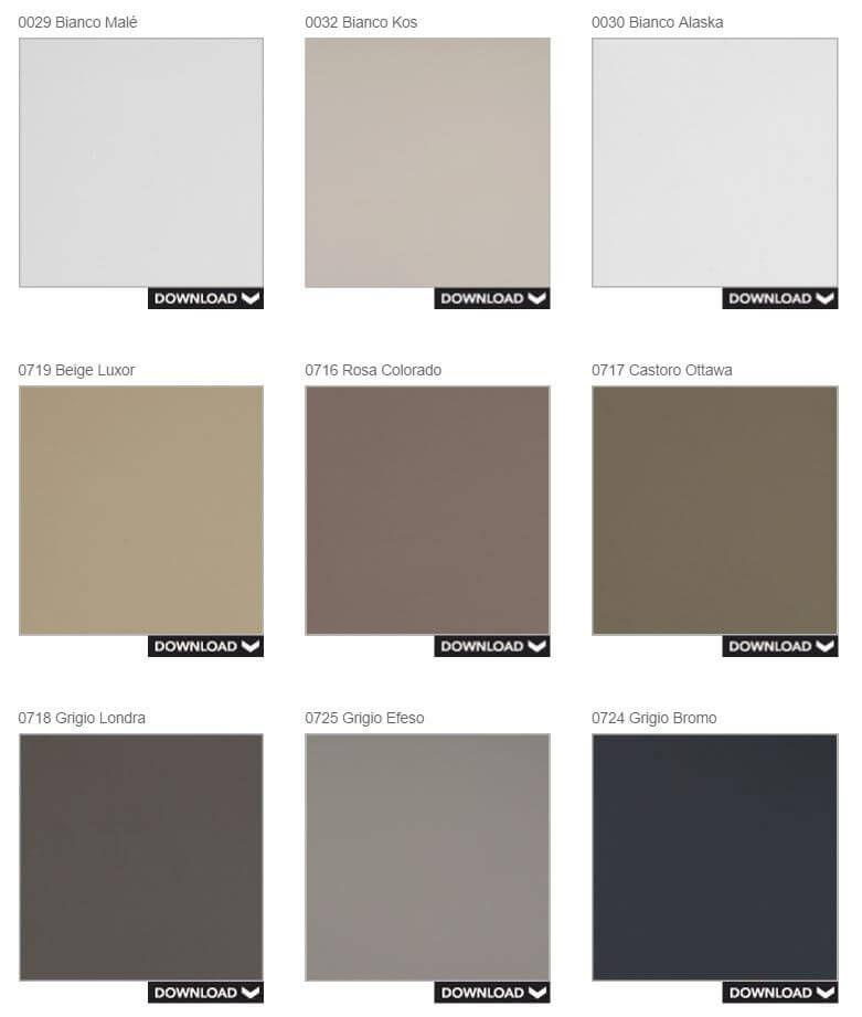 fenix ntm color options materials pinterest k che. Black Bedroom Furniture Sets. Home Design Ideas
