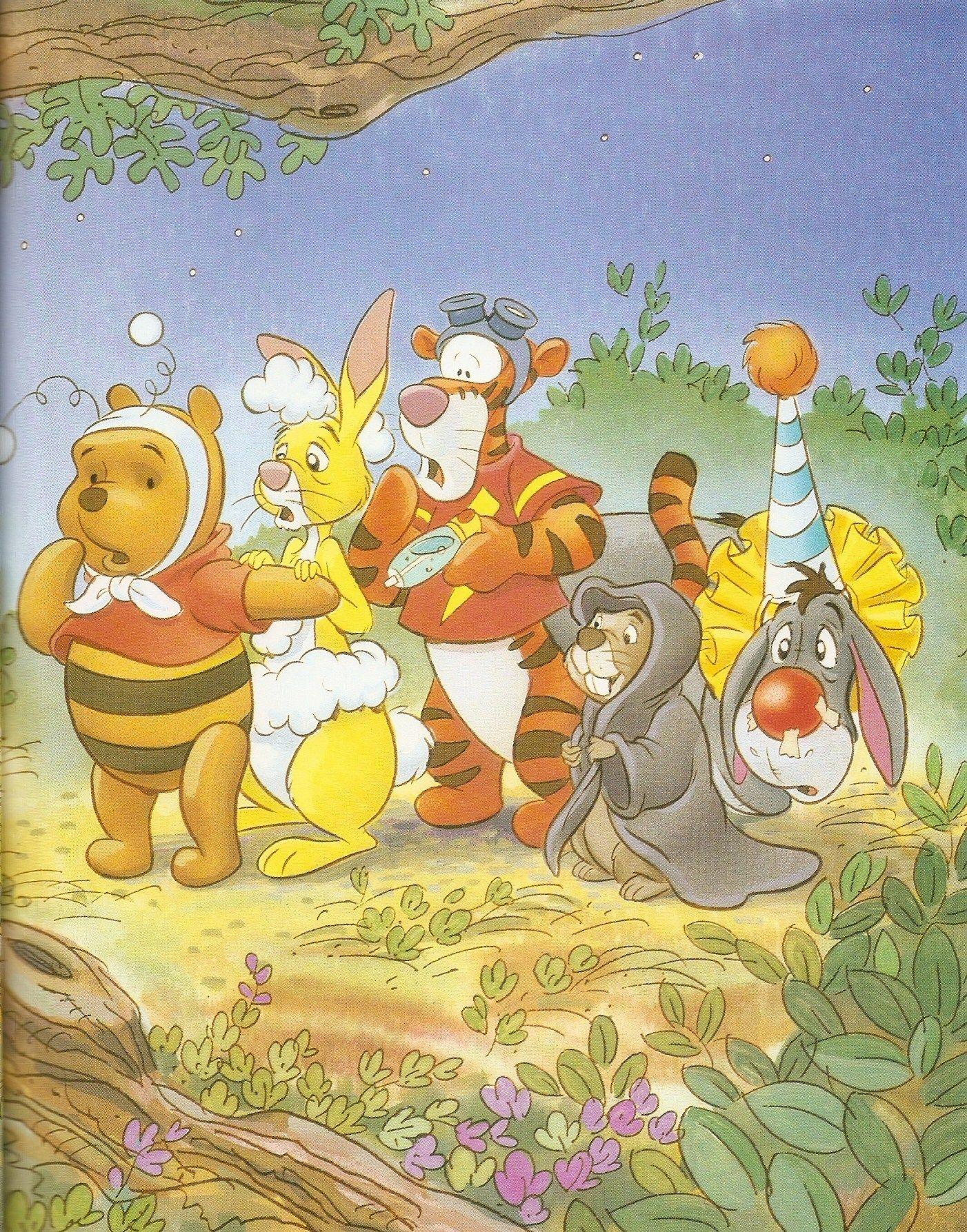 Winnie The Pooh S Halloween 25 Winnie The Pooh Halloween Winnie The Pooh Pictures Cute Winnie The Pooh