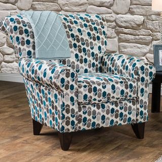 Shop for Furniture of America Mellie Transitional Geometric Print Arm Chair. Get free shipping at Overstock.com - Your Online Furniture Outlet Store! Get 5% in rewards with Club O!