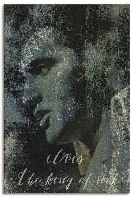 Photo of Artland Kunstdruck Poster »Christine Nöhmeier: Elvis Presley« online kaufen   OTTO