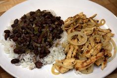 *Made it.* vaca frita de pollo.  now *this* is real food. So satisfying when I'm missing miami cuban food.