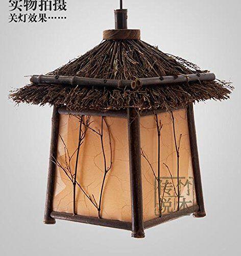 Newest Yaju Japanese Style Restaurant Pendant Light Chinese Style Pendant Lamps Stair Balcony Lamp Style M Kitchen Pendants Pendant Lighting Lights