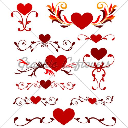imgs for cool valentine heart designs - Valentines Designs