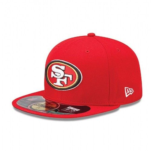 San Francisco 49ers Authentic On-Field Game 59FIFTY | New Era