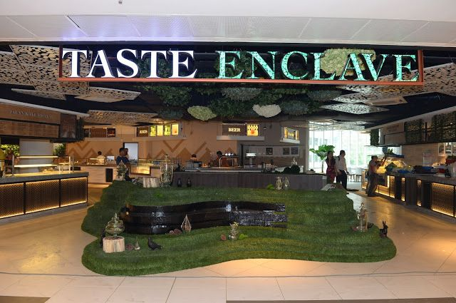 Taste Enclave Creating Experiences Capturing Impressions Enclave Tasting Authentic Cuisine