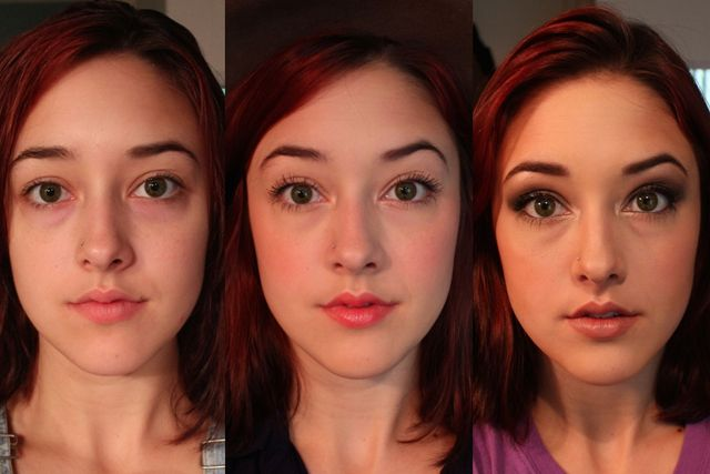 Do People Treat You Better When You Wear More Makeup? #Refinery29