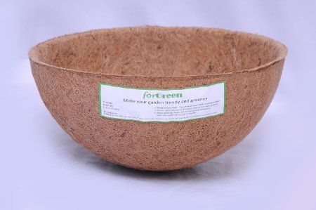 Forgreen Eco-Friendly Coir Basket, 10 inch