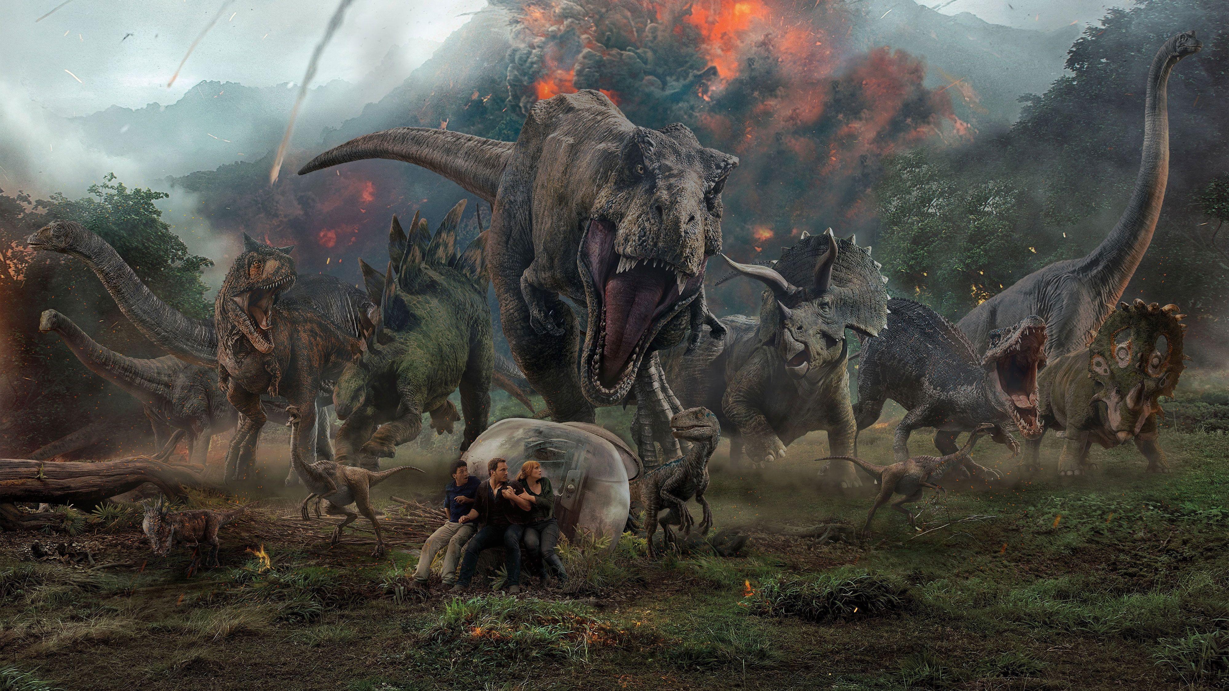 Jurassic World Fallen Kingdom Jurassic World 2018 Movies Movies 4k Hd 4k Wallpa In 2020 Jurassic World Wallpaper Jurassic World Fallen Kingdom Jurassic Park World