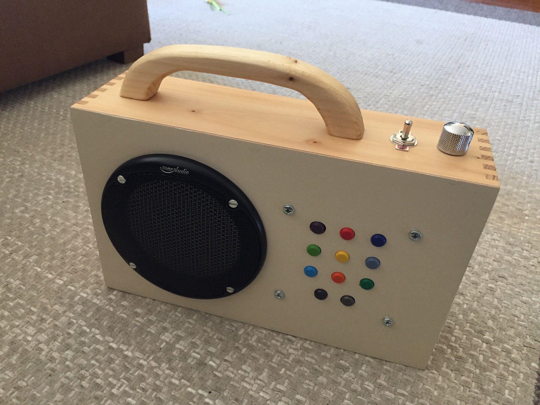 tr selber bauen good free affordable bausatz projekte basteln musikbox with musikbox bauen with. Black Bedroom Furniture Sets. Home Design Ideas