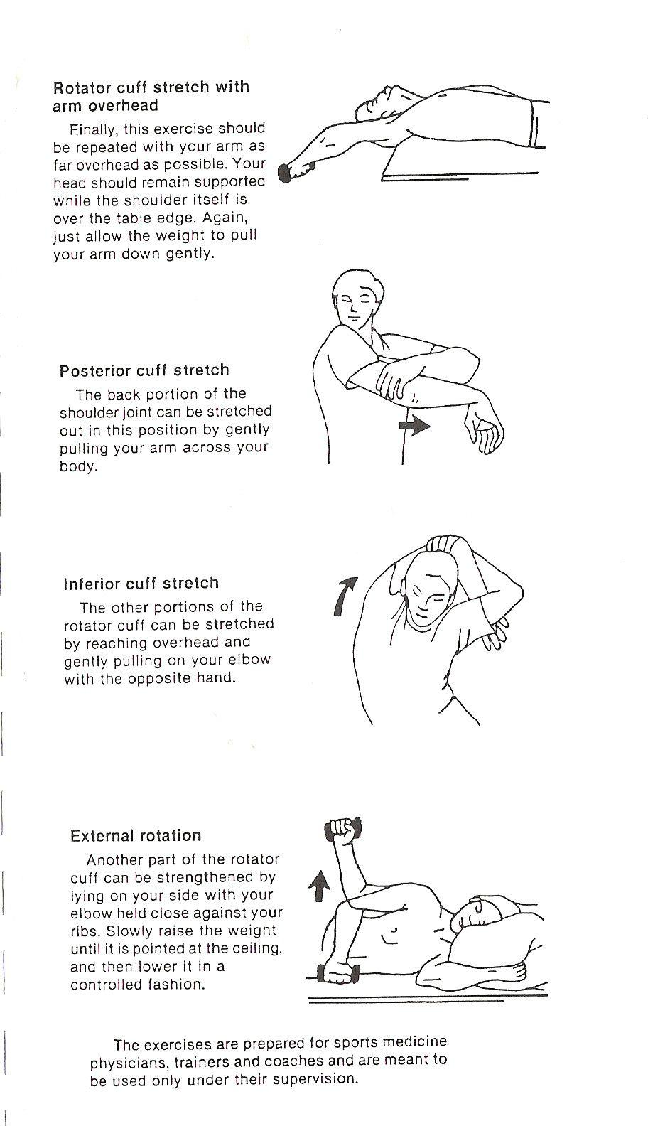 Shoulder And Arm Exercises For Baseball Players  Softball