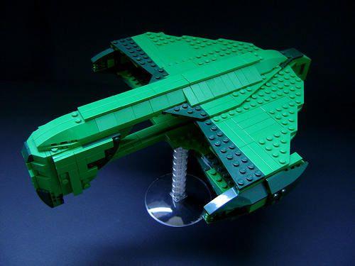 Lego Star Trek MOC