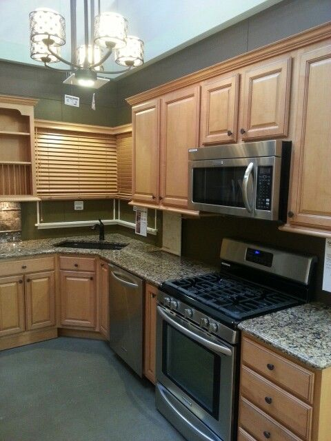 Light Colored Cabinetry With Stainless Steel Appliances