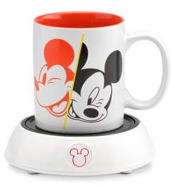 Disney Mickey Mouse 90th Anniversary Mug Warmer Walmart Com In 2020 Mug Warmer Mugs Mickey Mouse Mug