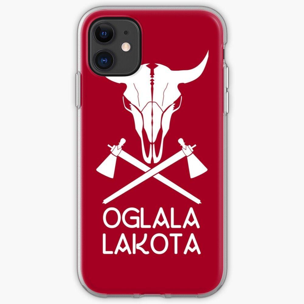 Oglala lakota iphone case by zuen in 2020 iphone cases