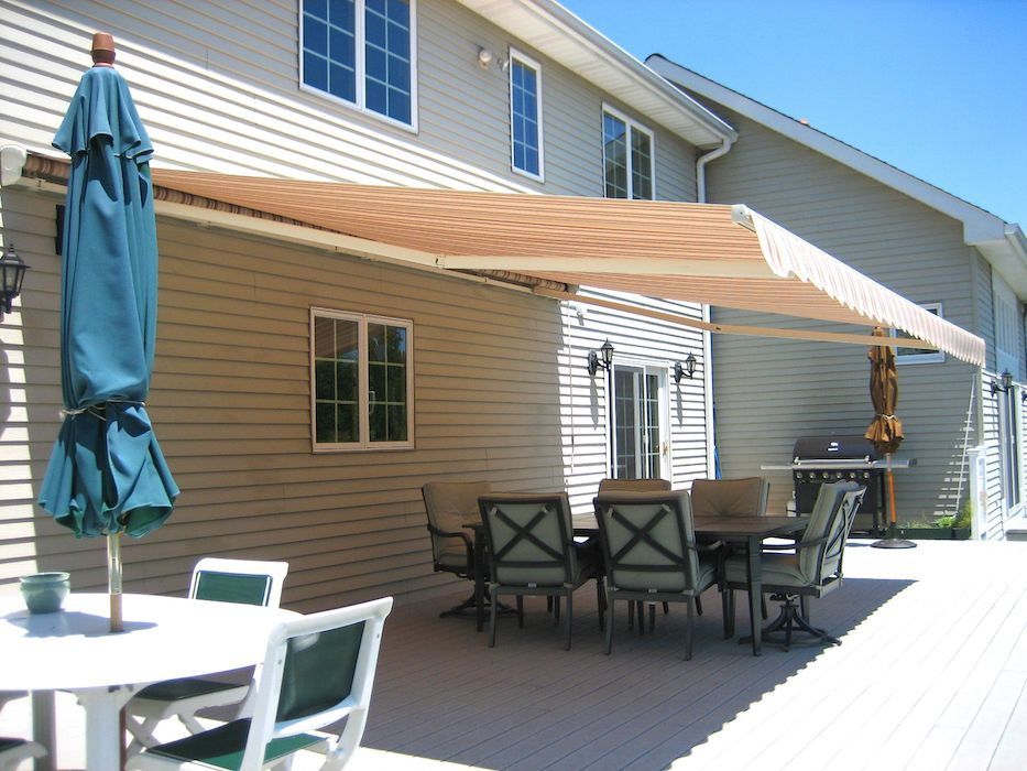 Retractable Awnings | Majestic Awning | New Jersey Awning ...
