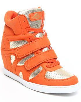 Love this Twinkle Wedge Sneaker by Apple Bottoms on DrJays ...