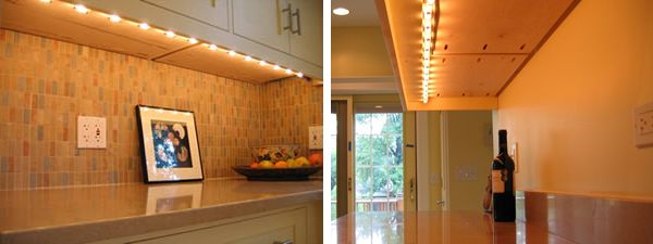 11 Beautiful Photos Of Under Cabinet Lighting Kitchen