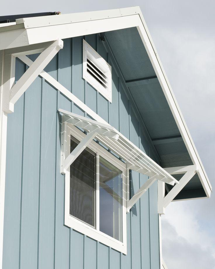 The 25 Best Detached Garage Designs Ideas On Pinterest: 25+ Best Ideas About Window Awnings On Pinterest