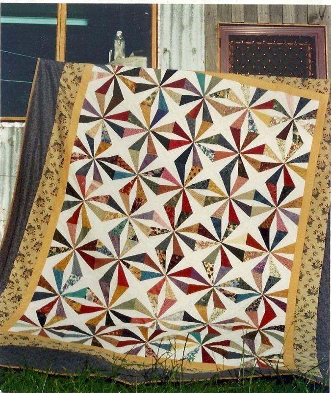 Endless Chain Pattern Quilts Quilt Patterns Strip Quilts