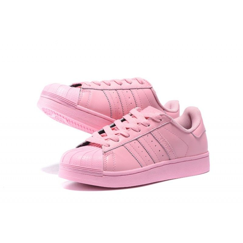 pink shell toe adidas
