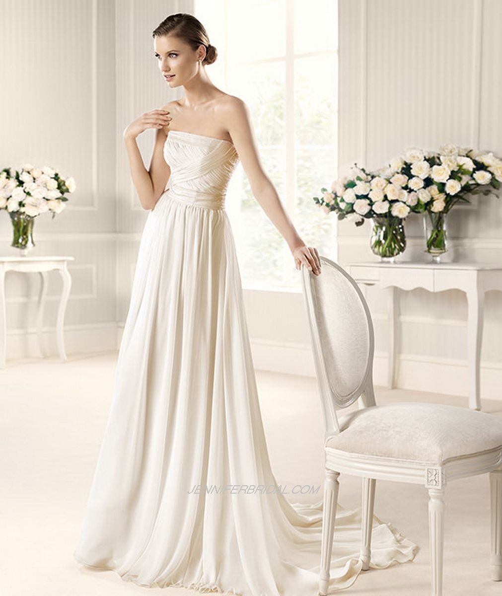 La sposa bridal gown style museo weddings pinterest la sposa